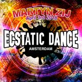 ⋆⋆★  Ecstatic Dance Amsterdam ⋆ Dj Martyn Zij ⋆ April 3rd 2018 ★⋆⋆