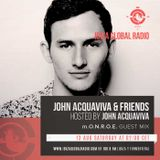 John Acquaviva & Friends #026 with mix by m.O.N.R.O.E.