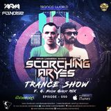 SCORCHING ARYes Episode 050 - ARYA (Jignesh Shah) & F.G. Noise Guest Mix
