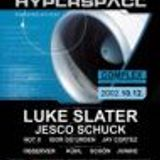 Luke Slater - Live at Hyperspace (Deadcode Airlines)