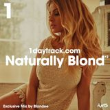 Exclusive Mix #39 | Blondee - Naturally Blond #3 | 1daytrack.com
