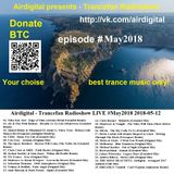 Airdigital - Trancefan Radioshow LIVE #May2018 2018-05-12