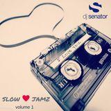 Dj Senator - Slow Jamz Mixtape 1