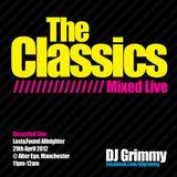 DJ Grimmy - The Classics - Mixed Live