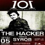 The Hacker @ 101 Club Clermont-Ferrand - 05.12.2013