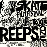 UK Skate Film Festival 2013 Promo Mix