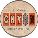 CKY Radio 50kw AM 580 Winnipeg Canada =>> Russ Germaine Show <<= Wed. 5th April 1972 15.00-16.00 hrs
