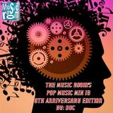 The Music Room's Pop Music Mix 15 - 6th Anniversary Edition (07.16.16)