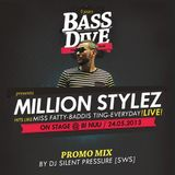 Promo Mix Million Stylez by Dj Silent Pressure [SWS]