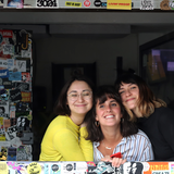 Moxie w/ Shanti Celeste & Peach  - 6th March 2019