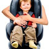 Asiento y cinturón de seguridad para niños