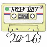 A Caught by the River mixtape for Apple Day 2016