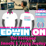 "20-1-2019 "" EDWIN ON "" The JAMM ON Sunday met Edwin van Brakel op Jamm Fm"