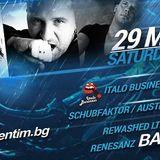 Mario Ranieri @ Club 4KM Sofia, Bulgaria 29.3.2014