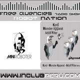 Robot Nation FKK & Enfant Terrible / Free quencies  radio show