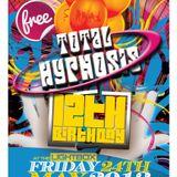 TOTAL HYPNOSIS SHOW DJ PHANTOM D & JONAH MC LIPTON DNB SET 20/3/13 KOOLONDON