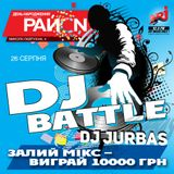 DJ JURBAS - Mix for NRJ & РайON contest