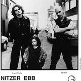 NITZER EBB live in technoclub, frankfurt germany 1989
