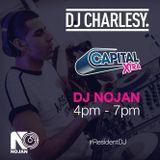 DJ Nojan - Capital Xtra Resident Mix (DJ Charlesy Show)