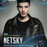 Netsky – Live @ Ultra Music Festival Miami 2017