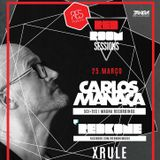 Carlos Manaca LIVE @ RED ROOM SESSIONS + Back 2 Back w/ Redkone | Santarem, Portugal