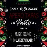 APERO MIX by SKYWALKER - Music & Food - Golf De Calas - Ingrid & Sandrine Selecta