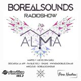 Episode 19 by ALMA (ARG) - BOREALSOUNDS RADIOSHOW