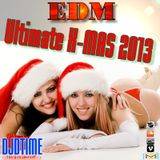 EDM ULTIMATE XMAS 2013