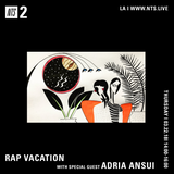 Rap Vacation - 22nd March 2018