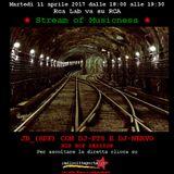 Stream of Musicness 11/04/17. HIP HOP SESSION JB SDF con Dj FTS e Dj Nervo.