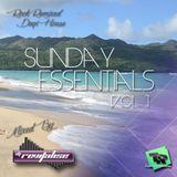 Sunday Essentials Vol 1 (Mixed By DJ Revitalise) (2015) (Best Rock Deep House Remixes)