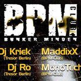 Monotech @ two Years BPM-Club 14.09.2013