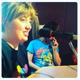 Carousel Radio Team Visit the Studio 30.6.17