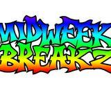 Midweek Breaks show B-Boy breaks mixtape