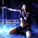 Richie Pask presents Club Solution November 2016