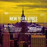 Sebastian Creeps aka Gil G - New York Vibes Radio Show on MyHouseRadio.fm NYC EP021