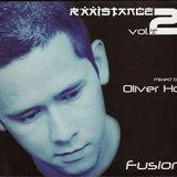 Rxxistance vol.2 fussion (continuous mix) Oliver Ho