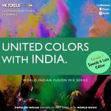 UNITED COLORS with INDIA. Episode 1: Spanish & Latin / India @unitedcolorswithindia @viktoreus