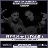 DJ Philly & 210Presents TracksideBurners Radio Show 209 Chrome & Black instore