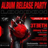 MATT HART @ 3TEETH - METAWAR Album Release Party 06.07.19