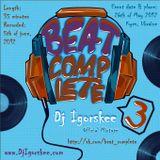 Beat Complete Vol.3 B-boy Mixtape