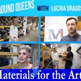 QPTV Presents Presents: Around Queens with Luchia Dragosh - Materials For The Arts