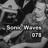 Sonic Waves podcast by Nico Zuaro 078