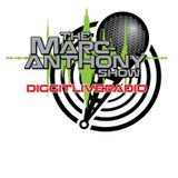 The Marc-Anthony Show Promo mix vol #1 2015 on Diggitliveradio Feat DJ Sabu