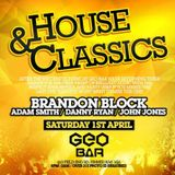 House & Classics warm up! Saturday 8th July @Geo Bar Eastcote
