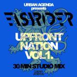 EASYRIDER UPFRONT NATION VOL.1