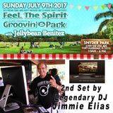 Groovin' In The Park 2nd Set by Legendary DJ Jimmie Elias 7-9-17