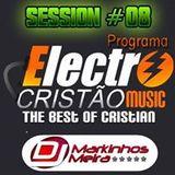 Programa Electro Cristão Music com Dj Markinhos Meira