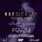SKP x Baesically Boxing Day Special Promo Mix