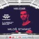 Miloš Stankić @ Fresh Wave Festival 2018 (Warm up mix)